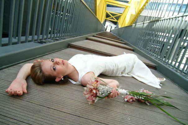 Beispiel: Portrait der Braut, Foto: Tobias Bugala Fotografie.