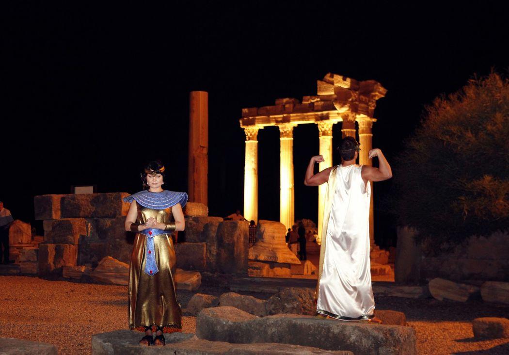 Свадьбы в Храме Аполлона