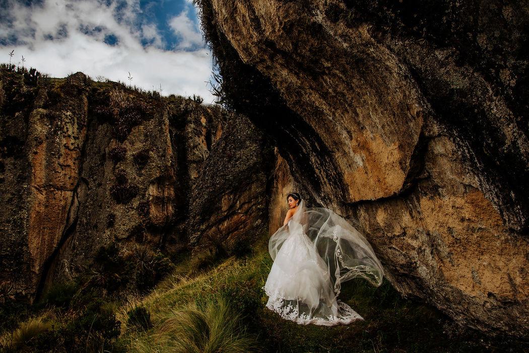 Trash The Dress - Cumbemayo