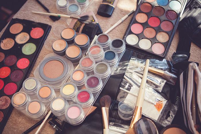Servicio de maquillaje