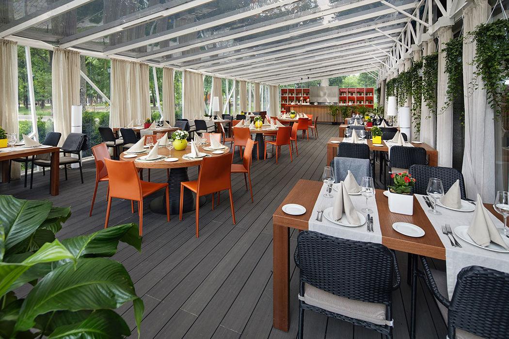 Отель и ресторан Брайтон