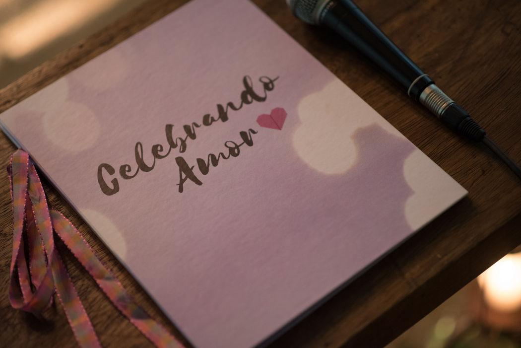 Celebrando Amor | Por Geovanna Tominaga