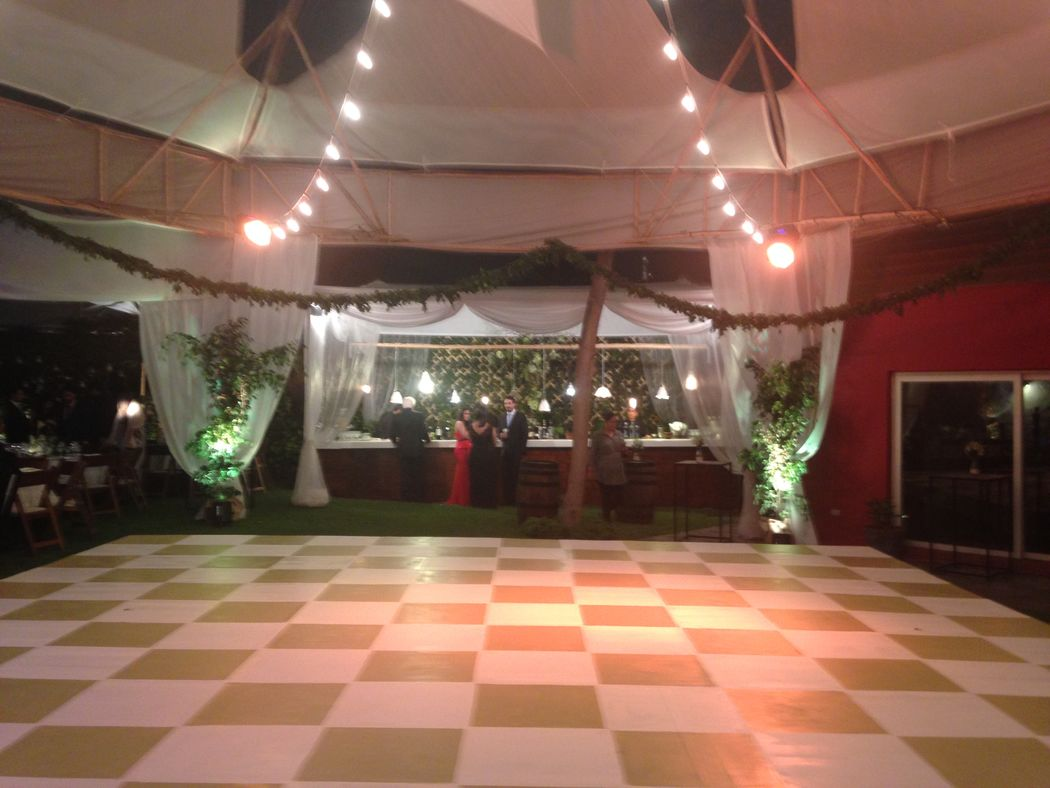 Matrimonio en Monterrico