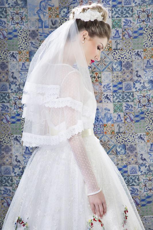 Vestido Maria de Fatima