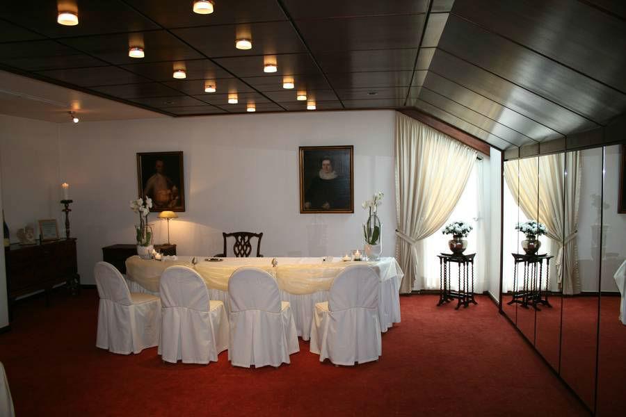 Beispiel: Trauzimmer, Foto: Landhaus Kuckuck.