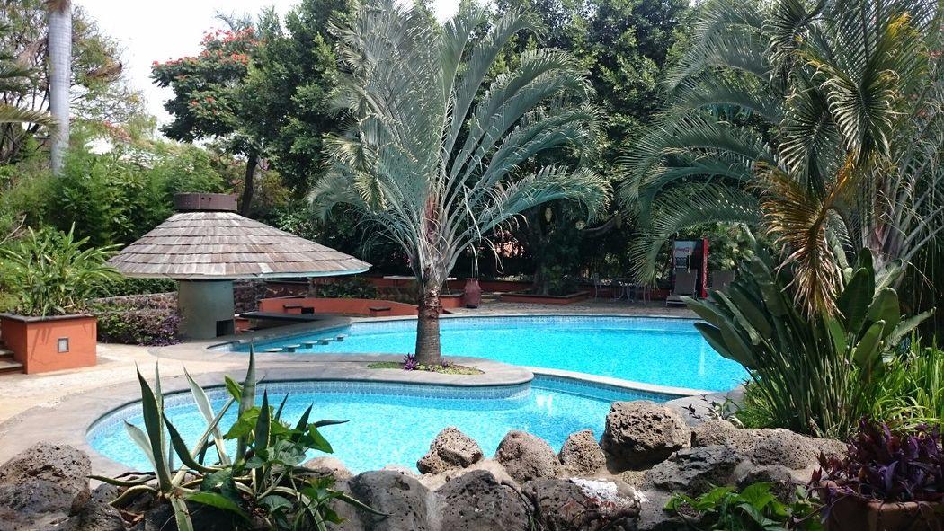 Jardín Estadía