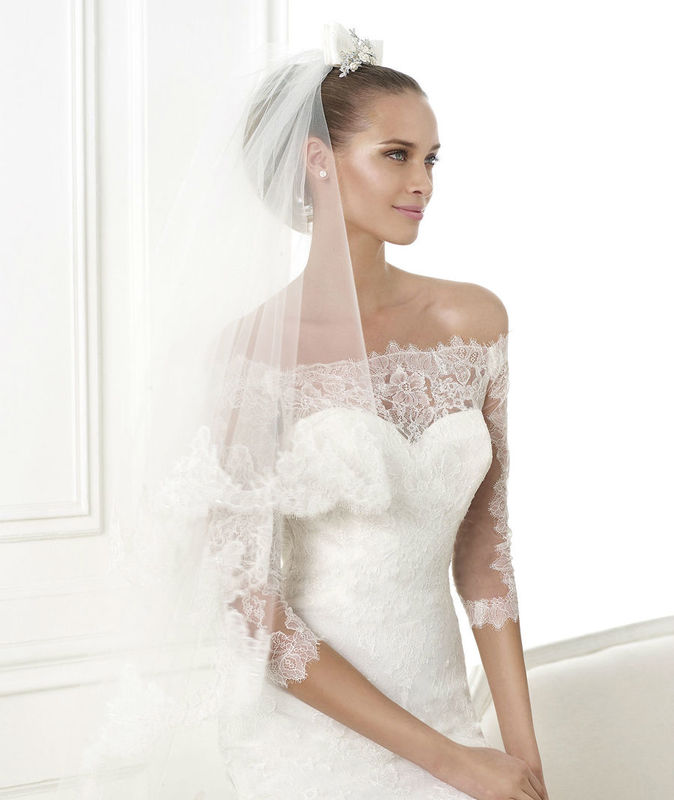 Modelo Bellamy Foto: Pronovias 2015