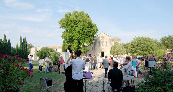 L'Abbaye de Silvacane