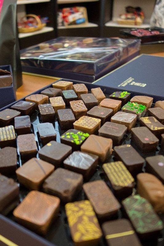 Castelanne - Maître Chocolatier