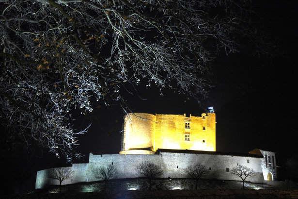 Château  de Montrond-les-Bains