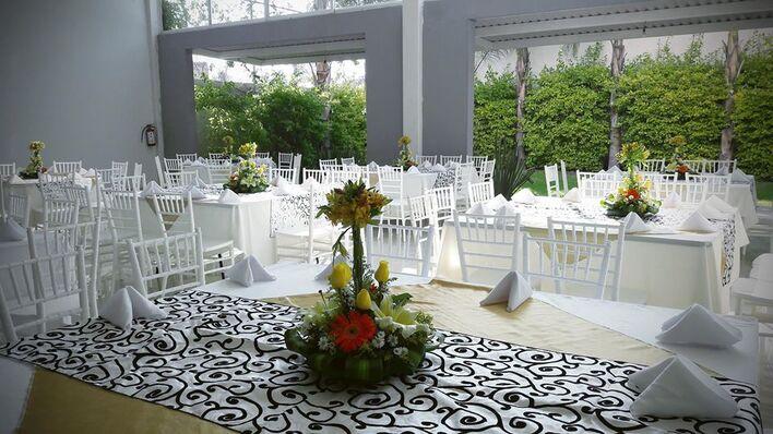 Palmavento Salón Jardín