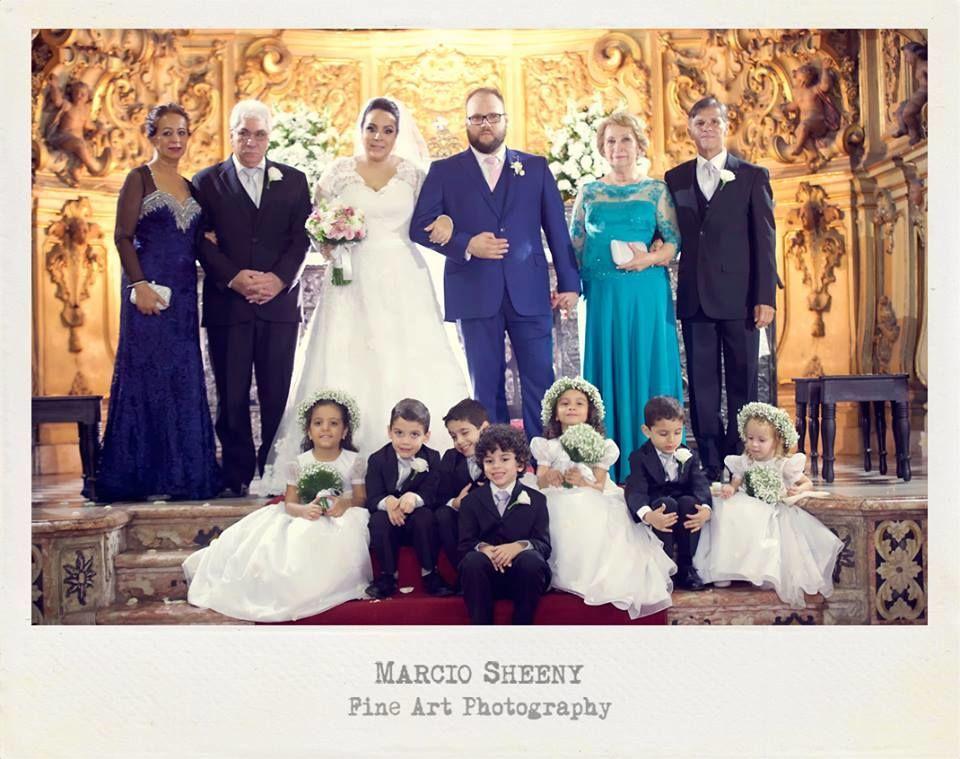 Casamento Juliana e Felipe - Monte Carmo