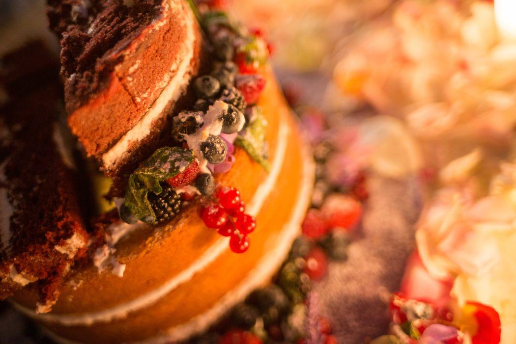 bolo casamento Palhinhas Gold