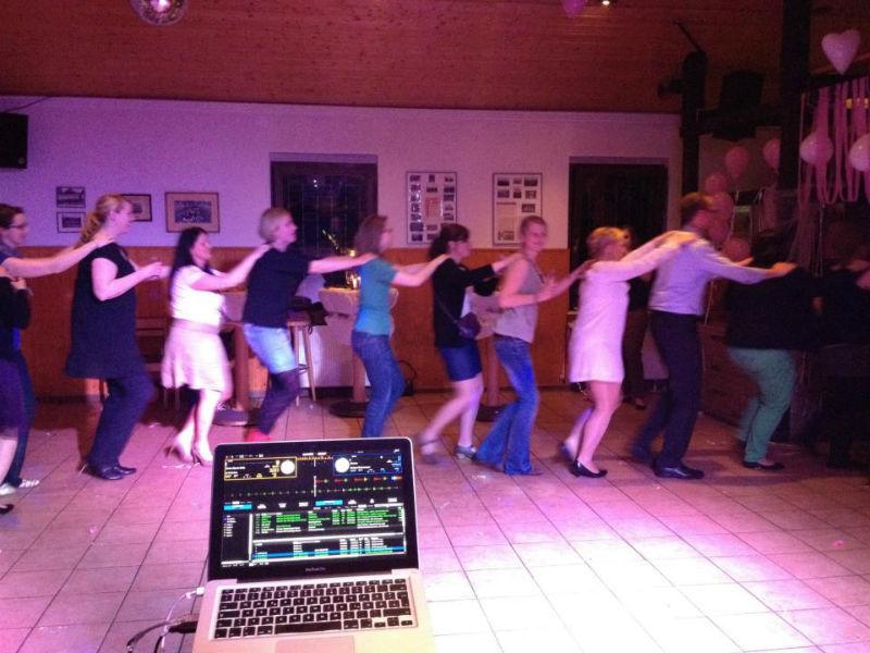 Mobile Hochzeits-DJs