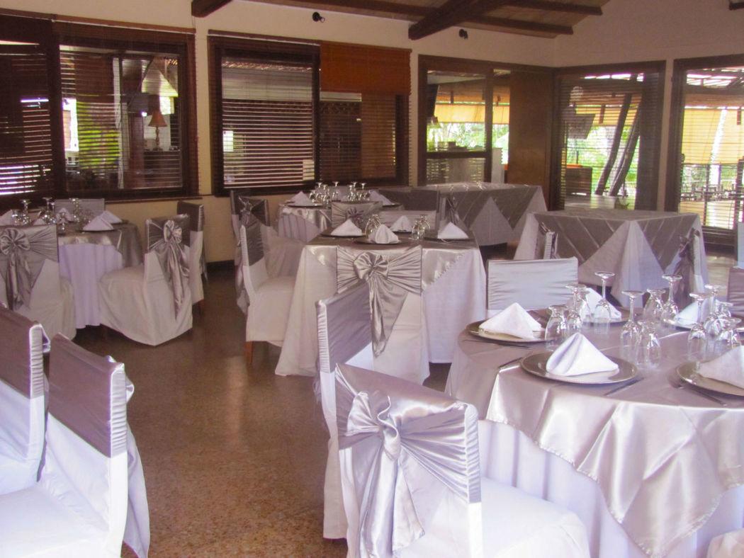 Salón Escocés - Restaurante Angus Brangus