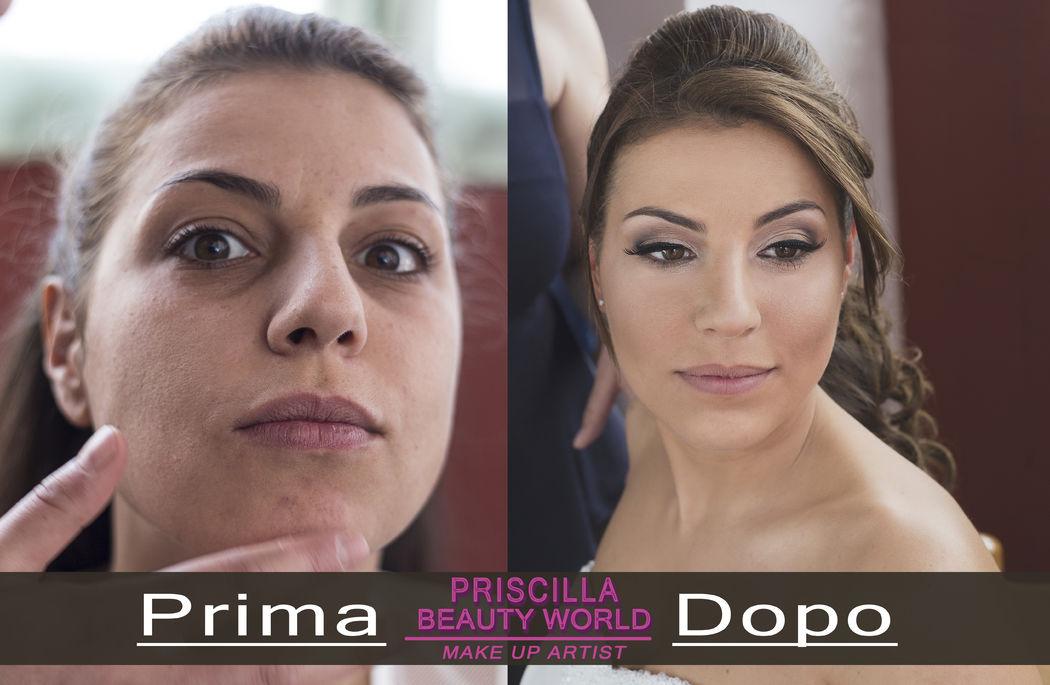 Priscilla Beauty World: Prima & Dopo Elena