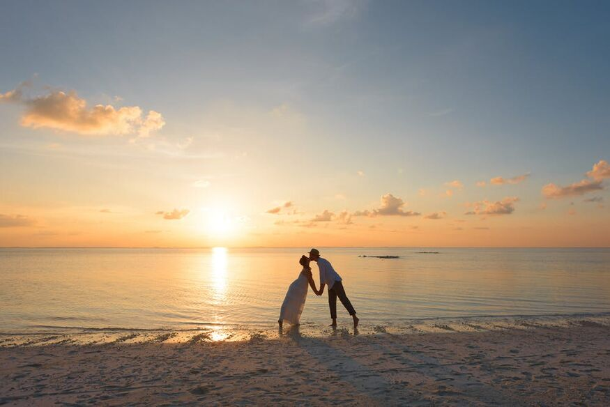 Beach Wedding - Casamento na praia