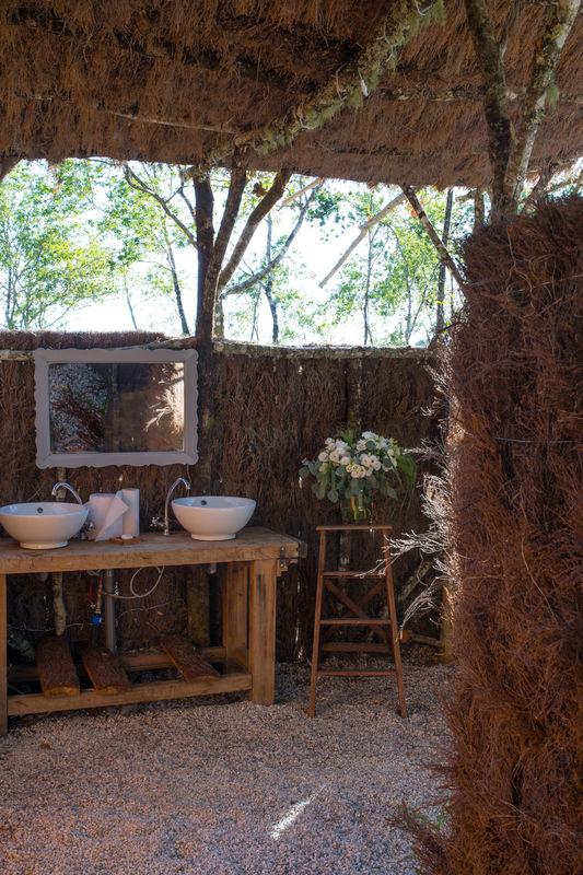 Toilettes extérieurs © Alexandra Pottier