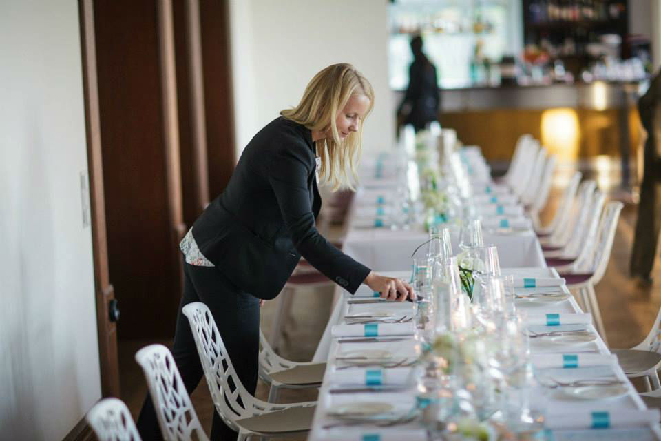 Beispiel: Zeremonienmeister, Foto: Anna Brinkmann Weddingdesign.