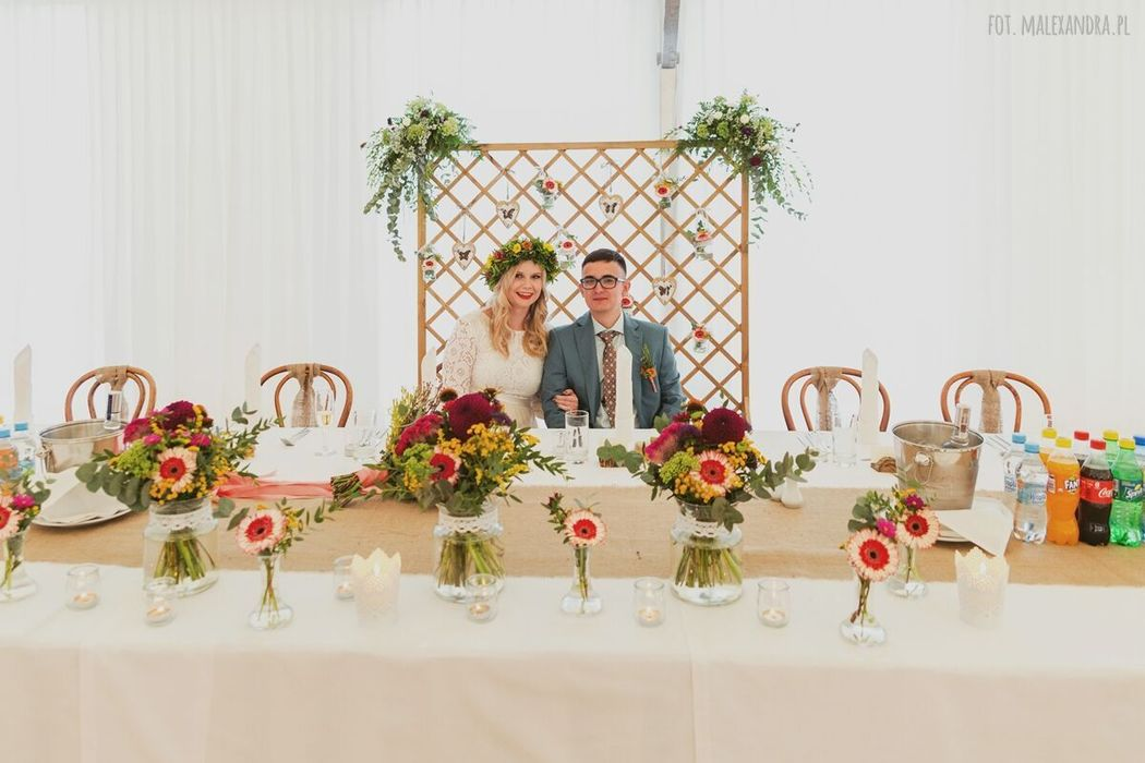 Weddingowo-florystycznie