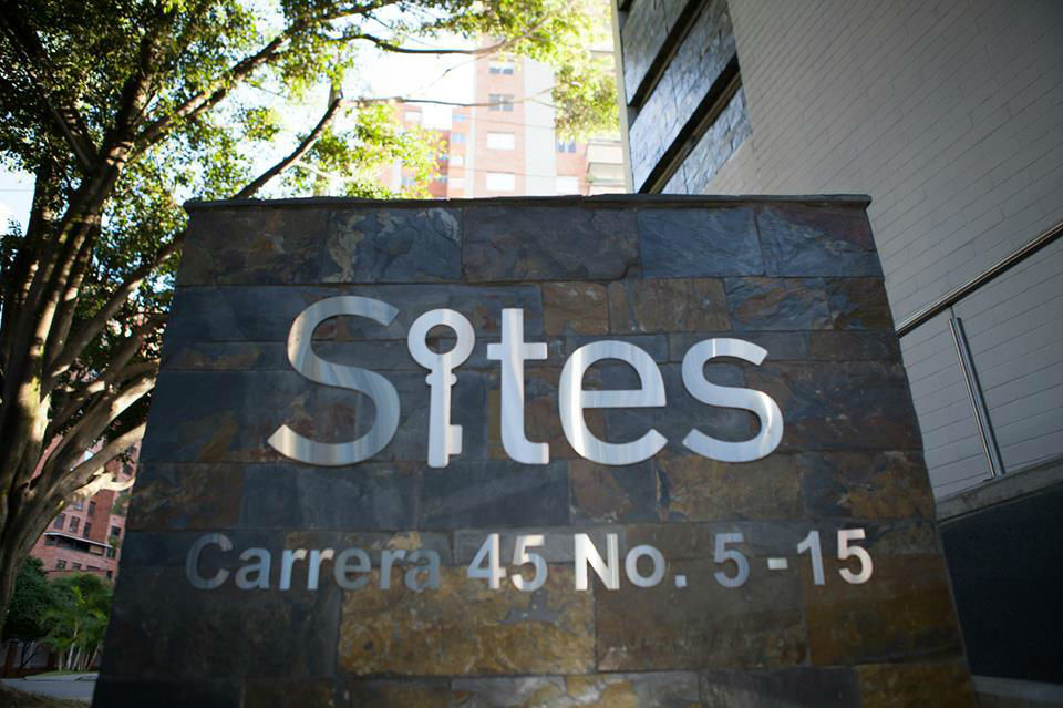 Sites Alojamiento de Autor