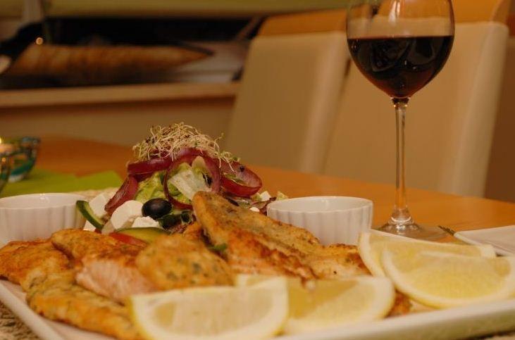 Restauracja Laguna Smaku na Molo w Sopocie