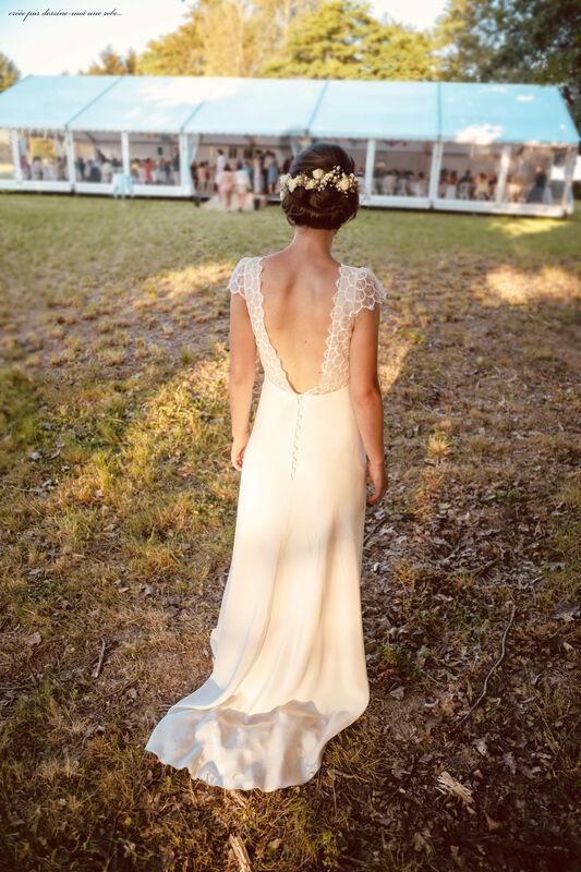 Dessine moi une robe