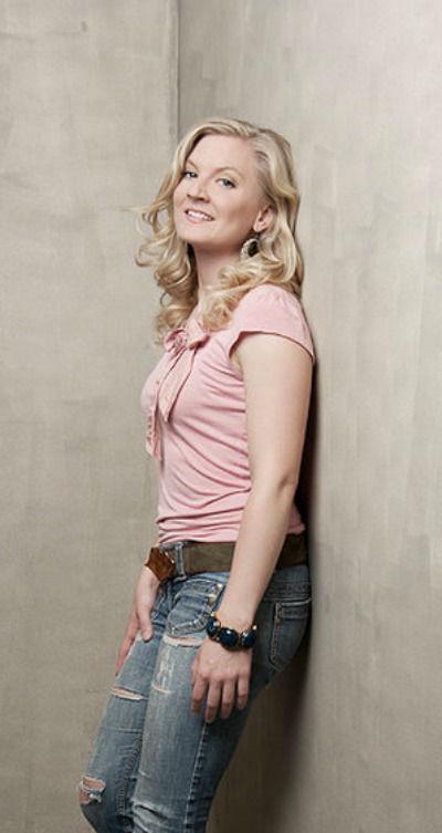Beispiel: Christine Winkelmann, Foto: Christine Winkelmann.