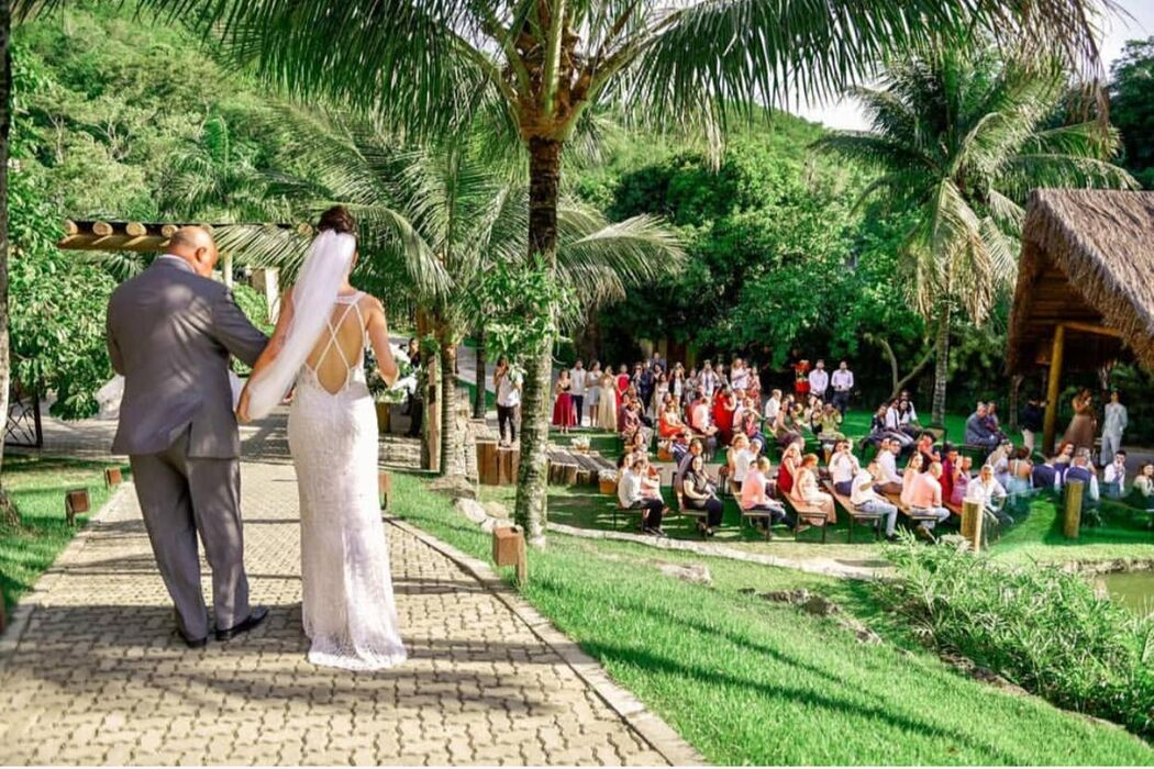 Monte Záion Wedding