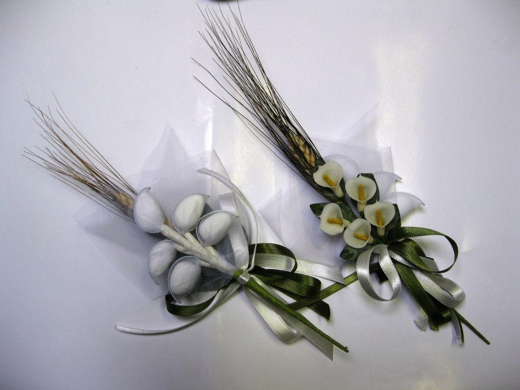 Fiore di confetti