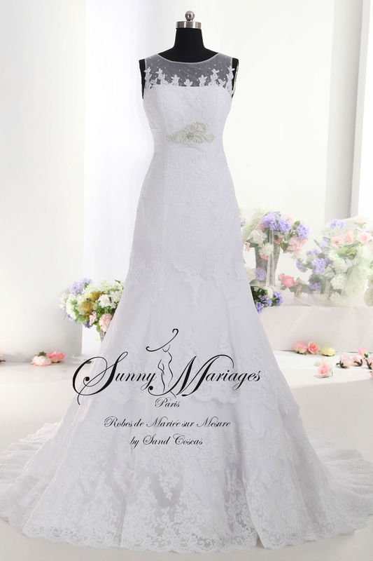 collection, robe de mariée 2016, robe de mariée dentelle