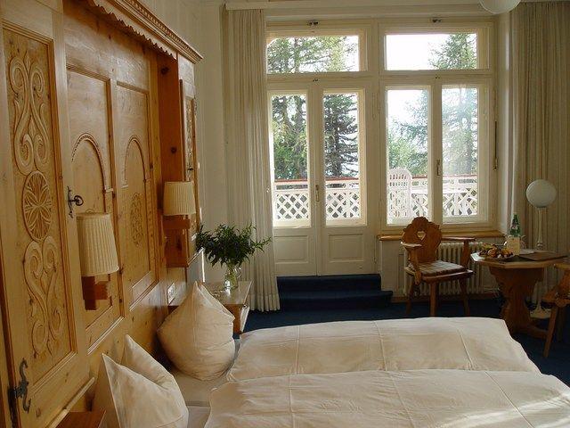 Besispiel einer Hotel-Suite