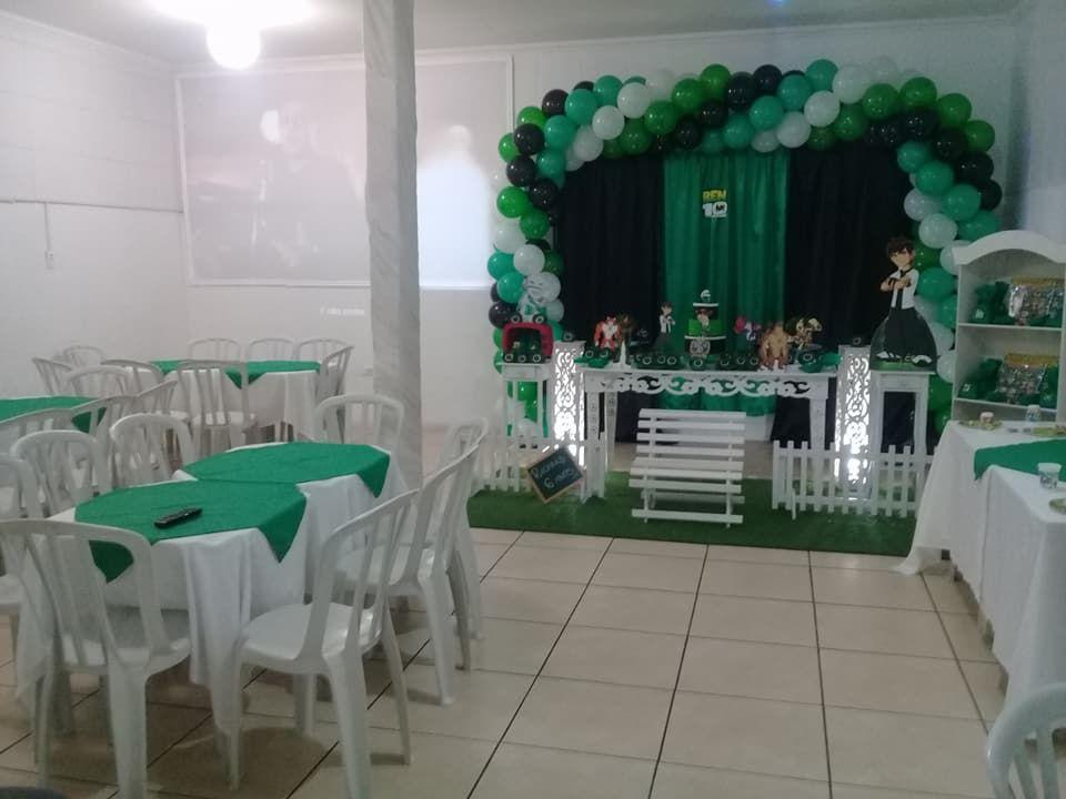 Espaço Festas e Eventos Fina Lembrança