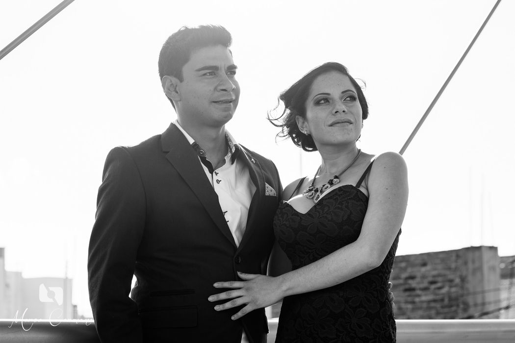 Cinthia & Manuel, 2017