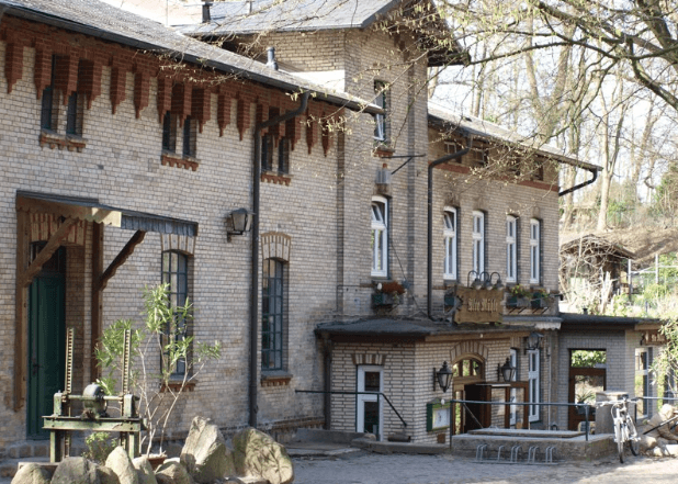 Restaurant Alte Mühle.