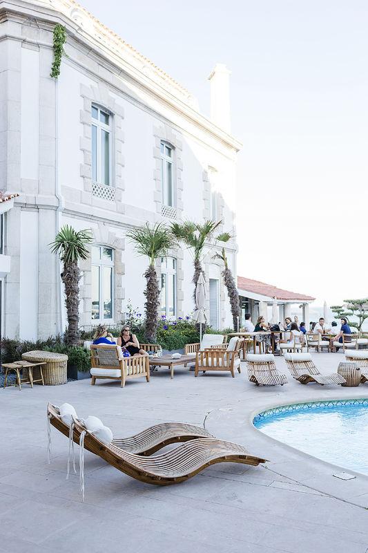 Piscina Hotel Albatroz