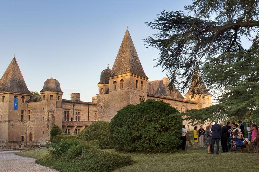 Le Château de Caumont - Gers (32)