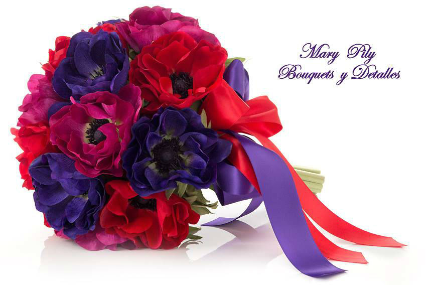 Mary Pily Bouquets