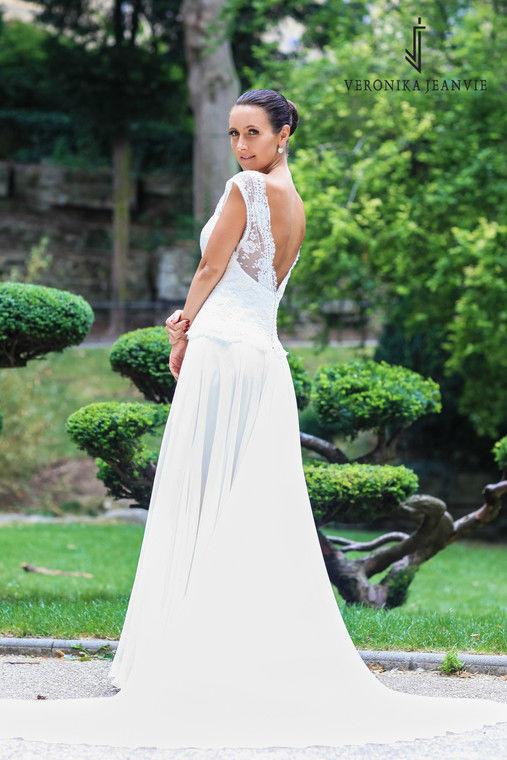 Robe de mariée | Collection 2016 | Veronika Jeanvie