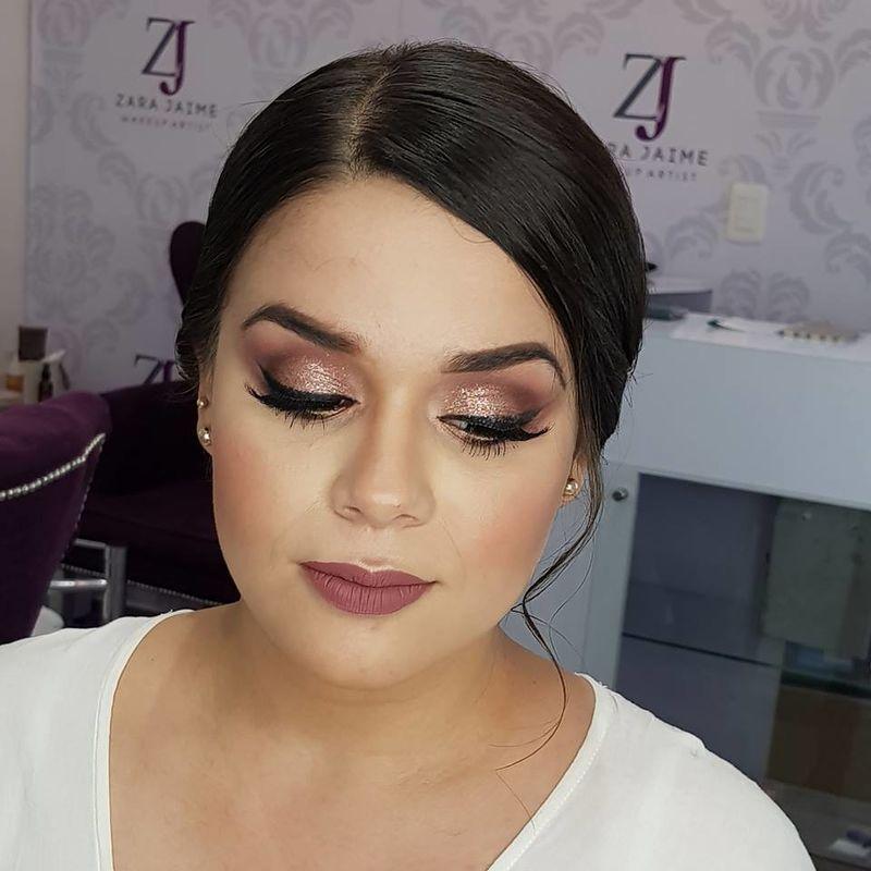 Zara Jaime Make Up Artist