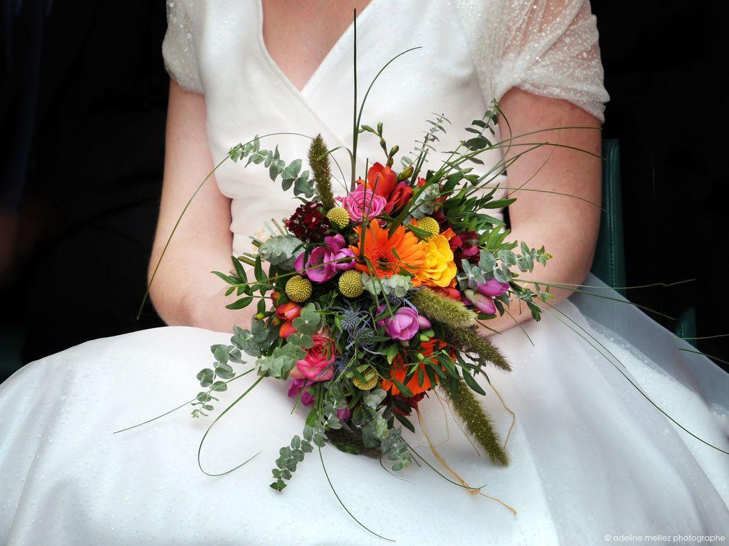 Anaïs Décoratrice Florale Événementielle crédit photo: Adeline Melliez