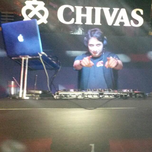 DJ Javi Pompeyo