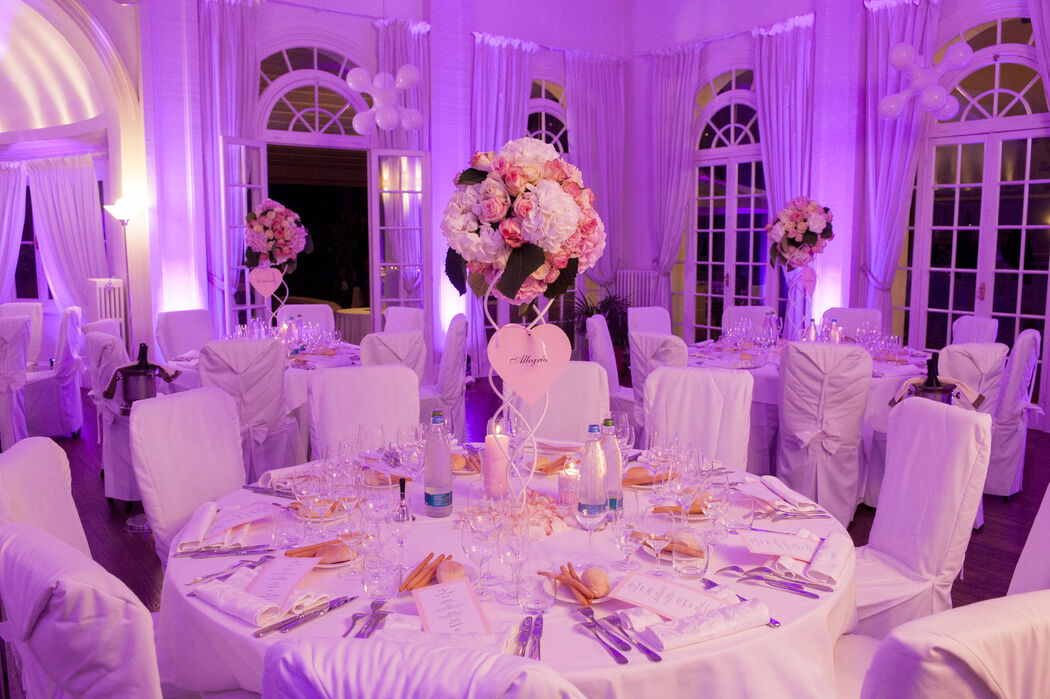 B&B Eventi Wedding - matrimonio in rosa