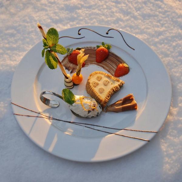 Beispiel: Gastronomie, Foto: Landhaus Klosterwald.