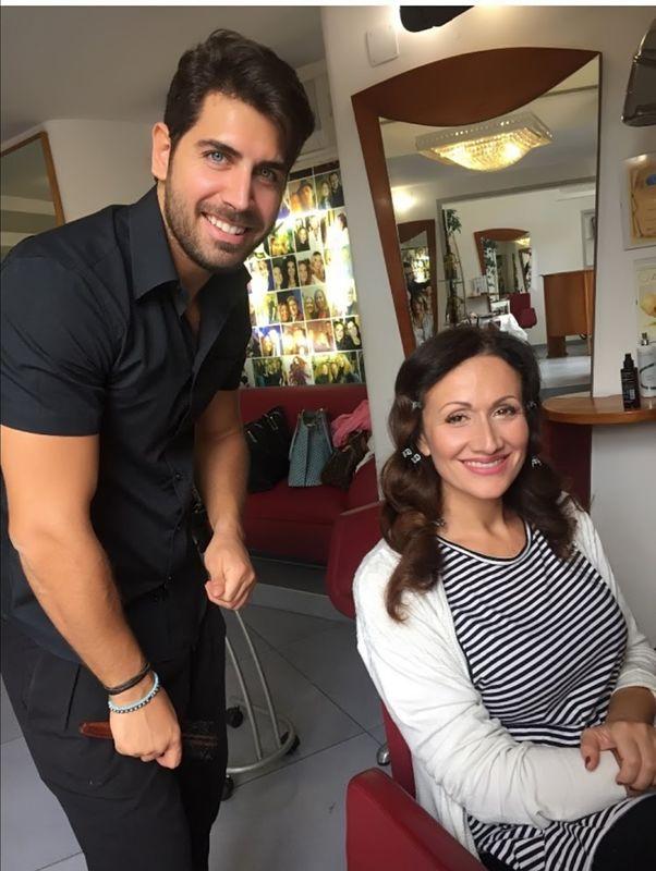 DonnaIn Pina&David Parrucchieri