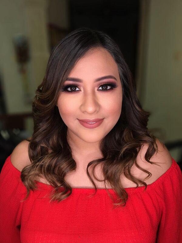 Maquillaje Social por Perla Díaz