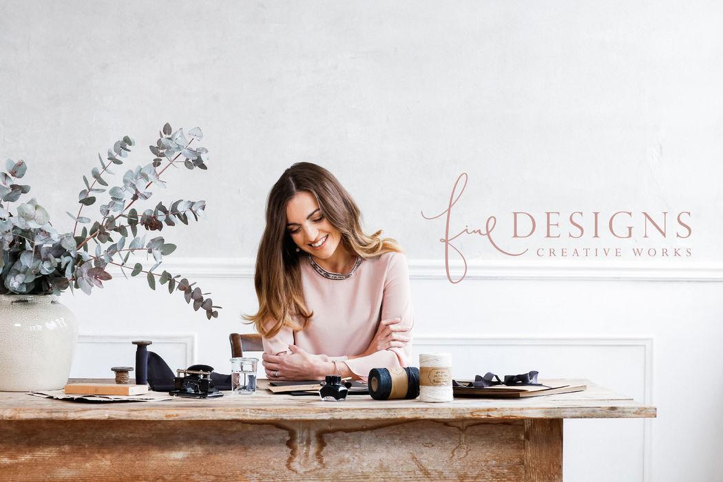 Fine Designs | Creative Works