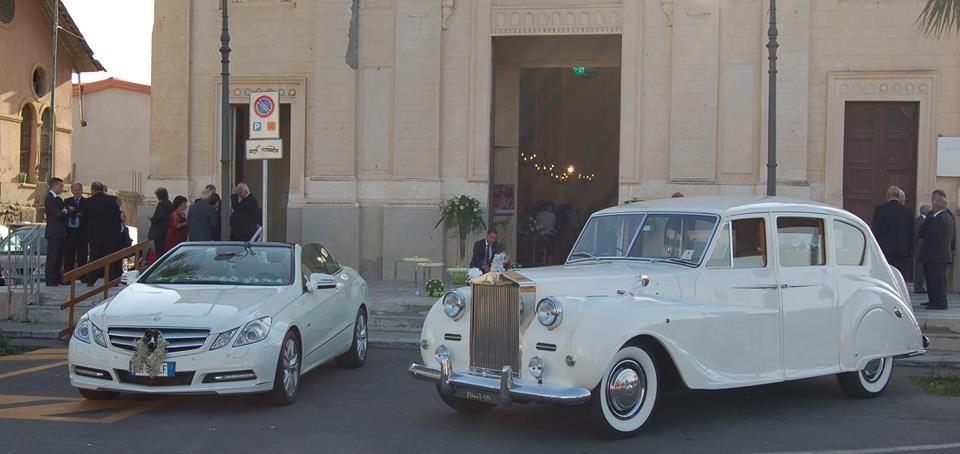 Auto Matrimonio Napoli