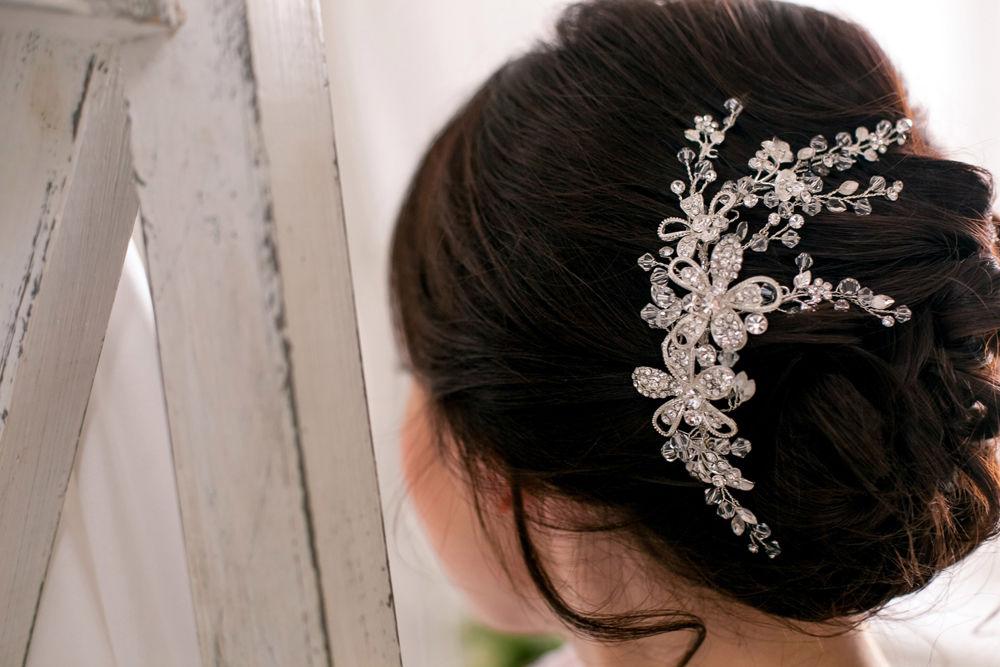 невеста Катюша причёска и макияж - Нелли Шварц фотограф - Сергей Ловырев