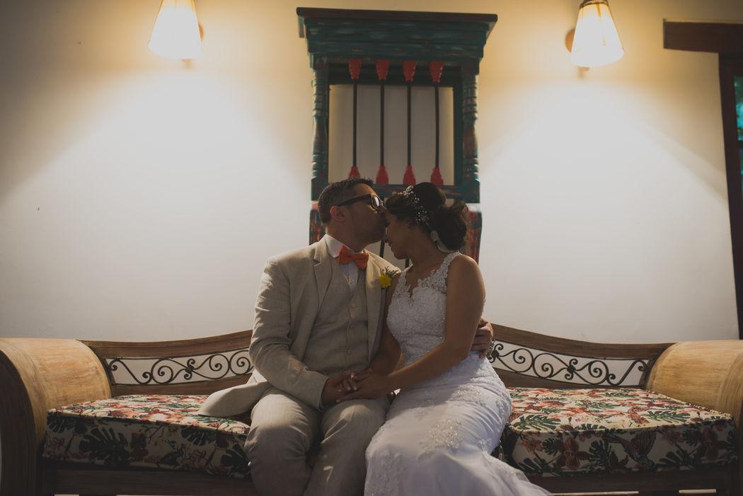 Mao y Danny - Medellín